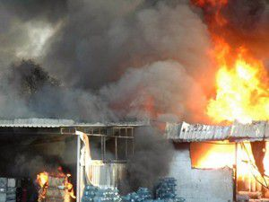 Sanayi sitesinde patlama: 4 kişi öldü