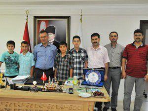 AGEDden Başkan Oğula ziyaret