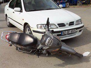 Beyşehirde iki ayrı trafik kazası: 3 yaralı