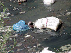 Karabulut köyünde çevre kirliliği