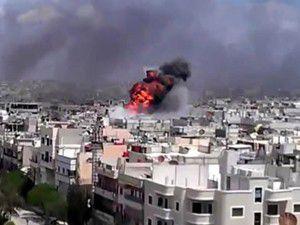 Suriyede ölü sayısı 54e yükseldi
