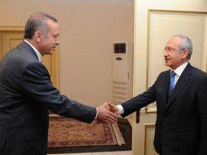 Kılıçdaroğlu Başbakanlıkta