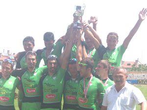 K. Şekerspor Bisiklet Takımı Türkiye Şampiyonu