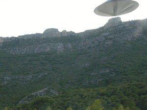 Seydişehirde görülen ufo tescillendi