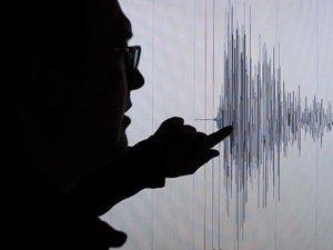 Fethiyede deprem