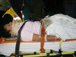 Konyada kaza: 2 kişi yaralandı