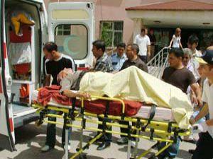 Kazada yaralanan şahıs hayatını kaybetti