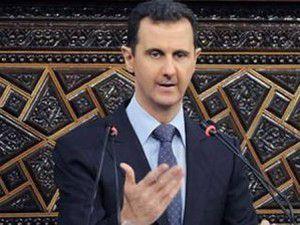 Suriye lideri Beşar Esed ilk kez konuştu