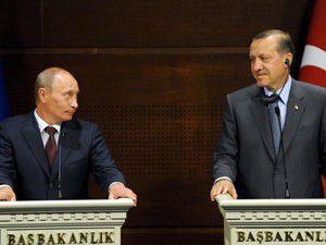 """Putin ile """"Suriye"""" görüşmesi"""