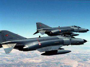Savaş uçağımızı İsrail uçağı sanmışlar!