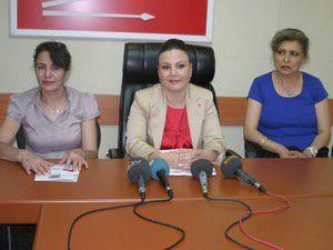 CHP Konya İl Kadın Kollarında seçim heyecanı