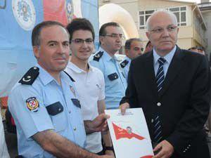 Konya polis teşkilatında terfi heyecanı