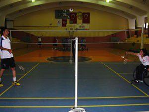 Badmintonda onlara rakip yok