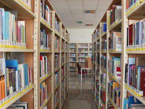 KMÜ kütüphanesinden 17.255 kitap ödünç alındı