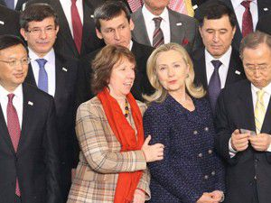 Suriye için gözler Cenevrede