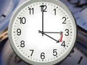 Saatler bir saniye ileri alınıyor