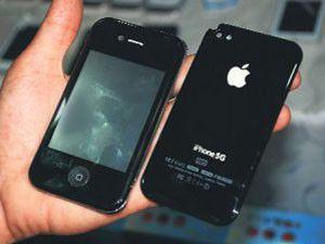 iPhone 5g Türkiyede!