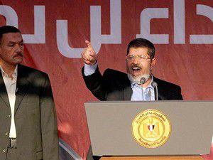 Tahrirde başkanlık yemini