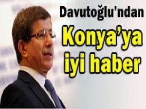Ahmet Davutoğlu müjdeyi verdi
