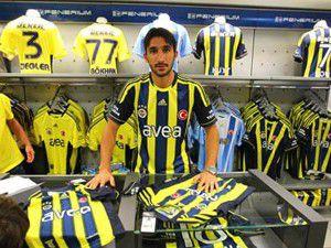 Mehmet Topal resmen Fenerbahçede