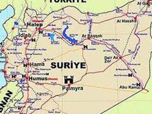 Suriye sınırına füze savunma sistemi