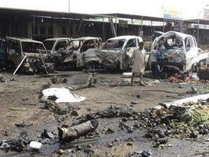 Irakta kanlı gün: 25 ölü