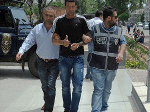 PKK bombacısı yakayı ele verdi!