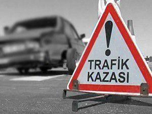Karapınarda trafik kazası: 4 yaralı