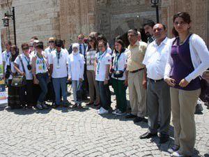 Türkçe Yaz Okulu kursiyerleri Beyşehirde