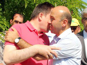 AK Parti Konya Milletvekili Tüfekcinin acı günü