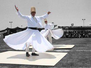 Organik çilek ve kiraz kültür festivali yapıldı