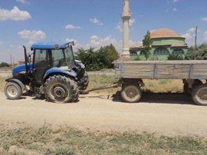 Konyada trafik kazası: 3 yaralı
