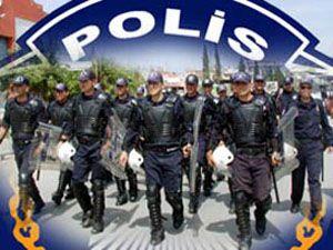 Emniyet 9 bin 500 kişiyi polis yapacak