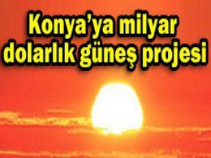 Anadoluya milyar dolarlık proje