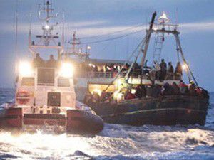 Akdenizde göçmen faciası: 54 ölü