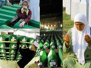 Srebrenitsa soykırımının 17. yılı