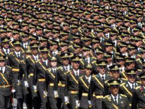 TSKda subay firarı