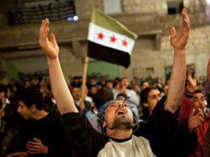 Suriye için tek yol devrim