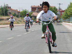 Karatay Bisiklet yarışlarında sona gelindi