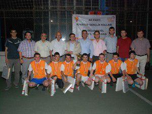 AK Gençlik Karatayda kupa heyecanı