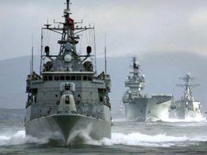 Kıbrıs açıklarında soğuk savaş!