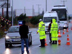 Trafik polislerine tazminat müjdesi