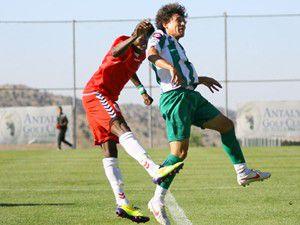 Konyaspor galibiyetle başladı