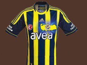 Fenerbahçenin forması çok konuşulacak