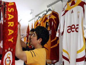 Galatasaray Store rekor kırdı
