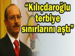 Ahmet Sorgun Kılıçdaroğlunu kınadı