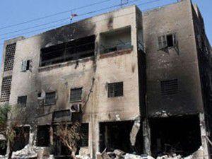 Suriyede ölü sayısı 90a yükseldi