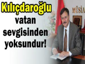 MÜSİADdan Kılıçdaroğluna kınama