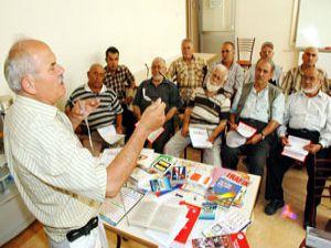 Konyalı emeklilere trafik dersi