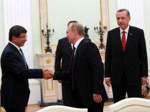 Kremlinde Erdoğan-Putin görüşmesi